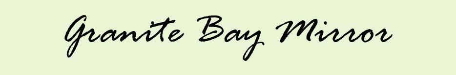 Granite Bay Mirror Logo